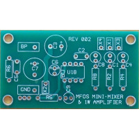 Mini-Mixer 1W Amp - PCB